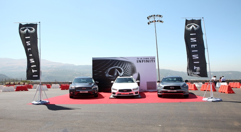 Exceptional Test-Driving event