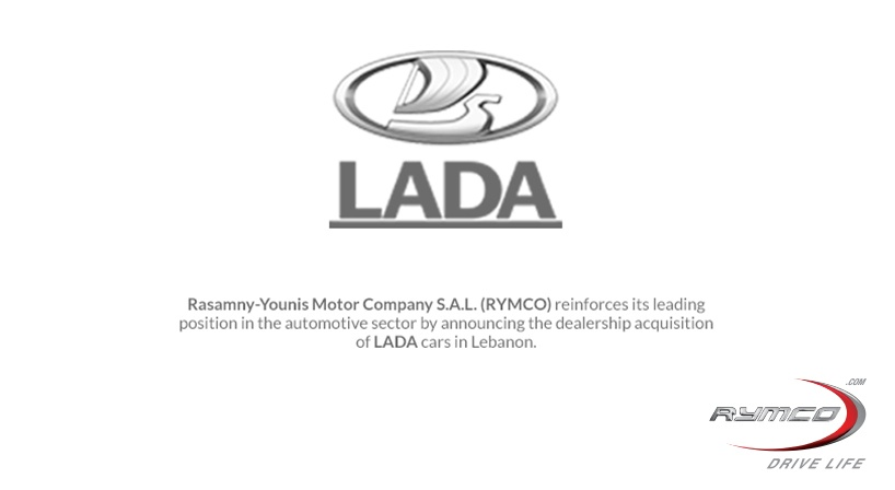 RYMCO ,exclusive dealer for LADA cars in Lebanon