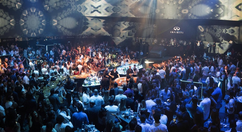 INFINITI MIDDLE EAST AND RYMCO UNVEILED THE ALL-NEW INFINITI Q30 AT AN EXCLUSIVE LAUNCH EVENT IN LEBANON