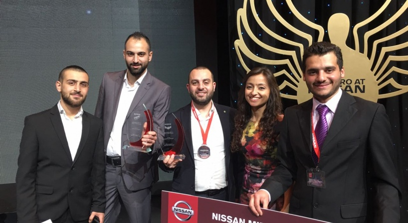 RYMCO Took Over Nissan's Annual Regional Skills Contest