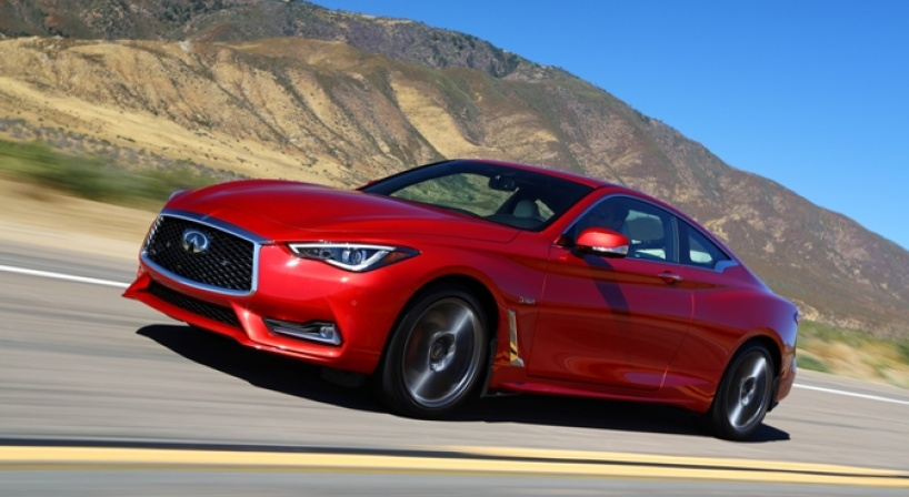RYMCO Introduces the All-New INFINITI Q60 in Lebanon: Designed and Engineered to Perform