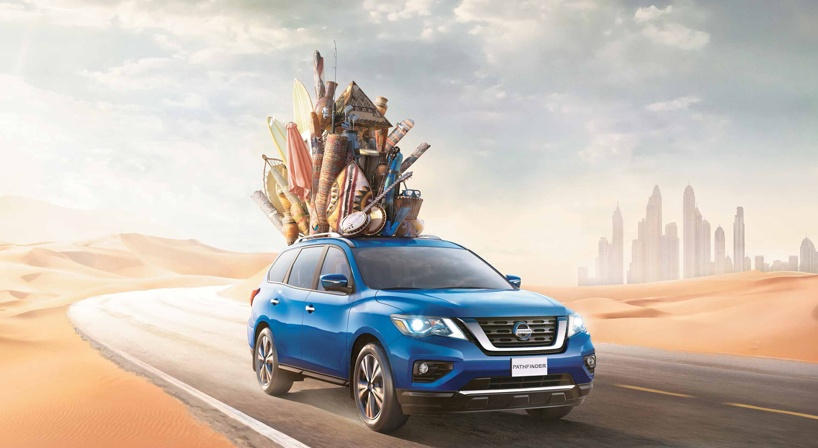 Arrival of the New 2018 Pathfinder